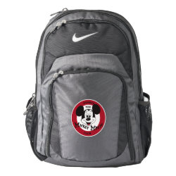 Nike Performance Backpack with Mickey Mouse Club Logo design