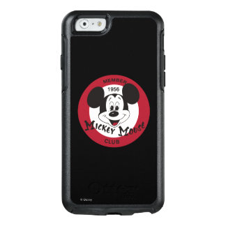 Classic Mickey   Mickey Mouse Club OtterBox iPhone 6/6s Case