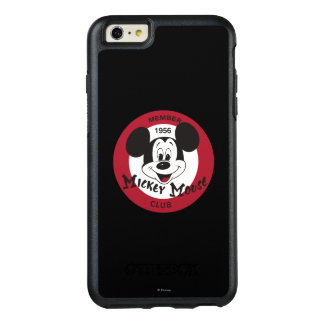 Classic Mickey   Mickey Mouse Club OtterBox iPhone 6/6s Plus Case