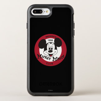 Classic Mickey | Mickey Mouse Club OtterBox Symmetry iPhone 8 Plus/7 Plus Case