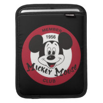 Classic Mickey   Mickey Mouse Club Sleeve For iPads