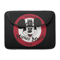 Classic Mickey | Mickey Mouse Club Sleeve For Macbook Pro at Zazzle