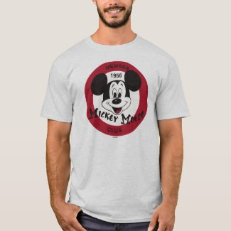 Classic Mickey   Mickey Mouse Club T-Shirt