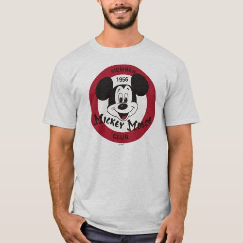 Classic Mickey  Mickey Mouse Club T_Shirt