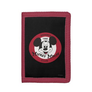 Classic Mickey | Mickey Mouse Club Tri-fold Wallet