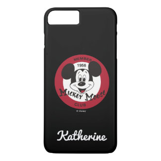 Classic Mickey   Mickey Mouse Club   Your Name iPhone 7 Plus Case