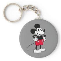 Classic Mickey Mouse | A True Original Keychain