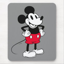 Classic Mickey Mouse | A True Original Mouse Pad