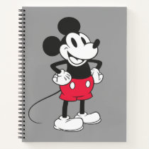 Classic Mickey Mouse | A True Original Notebook