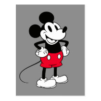 Classic Mickey Mouse | A True Original Postcard