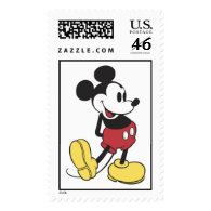 Classic Mickey Mouse Postage