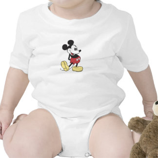 Classic Mickey Mouse Bodysuit