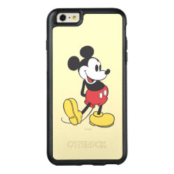 Classic Mickey Mouse OtterBox Symmetry iPhone 6/6s Plus Case