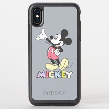 Classic Mickey OtterBox Symmetry iPhone XS Max Case