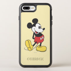 OtterBox Apple iPhone 7 Plus Symmetry Case with Classic Mickey Mouse design