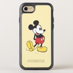 OtterBox Apple iPhone 7 Symmetry Case with Classic Mickey Mouse design