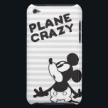 "Classic Mickey | Plane Crazy iPod Touch Case-Mate Case<br><div class=""desc"">Mickey Mouse</div>"