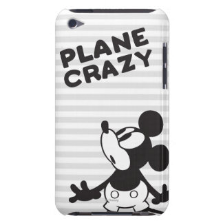 Classic Mickey | Plane Crazy iPod Touch Case-Mate Case