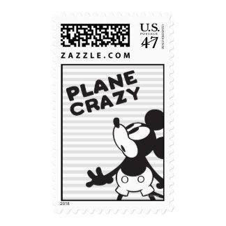 Classic Mickey   Plane Crazy Postage