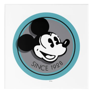 Disney Themed Classic Mickey Since 1928 6 Acrylic Print