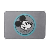 Classic Mickey Since 1928 Bath Mat