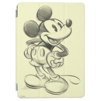 Classic Mickey | Sketch iPad Air Cover