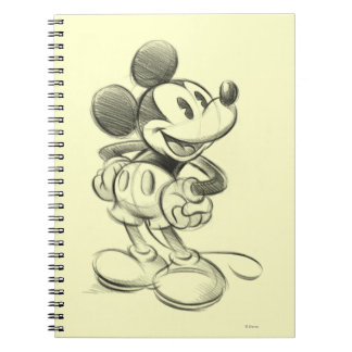 Classic Mickey | Sketch Notebook