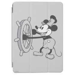 iPad Air Cover with Steamboat Willie Mickey Mouse design