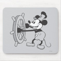 Classic Mickey | Steamboat Willie Mouse Pad