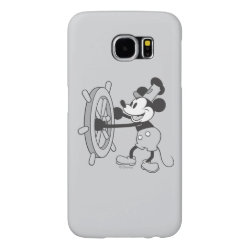 Case-Mate Barely There Samsung Galaxy S6 Case with Steamboat Willie Mickey Mouse design