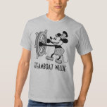 Classic Mickey | Steamboat Willie T-Shirt