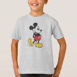 """Classic Mickey T-Shirt<br><div class=""""desc"""">Classic Mickey Mouse pose</div>"""