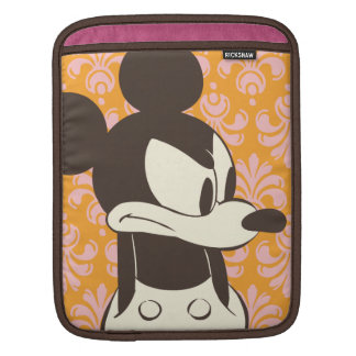 Classic Mickey | Vintage Angry Sleeves For iPads
