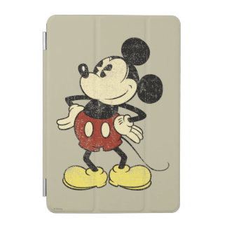Classic Mickey | Vintage Hands on Hips iPad Mini Cover