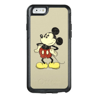 Classic Mickey | Vintage Hands on Hips OtterBox iPhone 6/6s Case