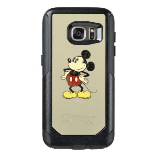 Classic Mickey   Vintage Hands on Hips OtterBox Samsung Galaxy S7 Case