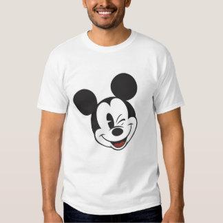Classic Mickey Wink T Shirt