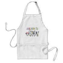 Classic Mickey's Friends Adult Apron