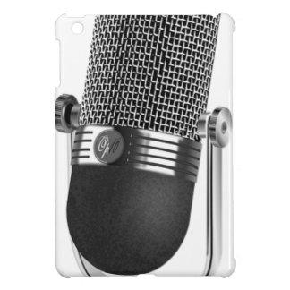 Classic Microphone iPad Mini Cases