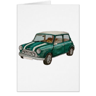 Classic Mini Card