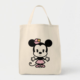Classic Minnie | Cartoon Tote Bag