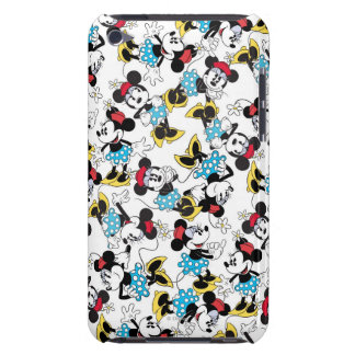 Classic Minnie | Cute Barely There iPod Case