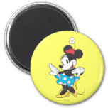 Classic Minnie Mouse 1 Magnet