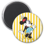Classic Minnie Mouse 3 2 Inch Round Magnet