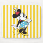 Classic Minnie Mouse 3 Mouse Pad