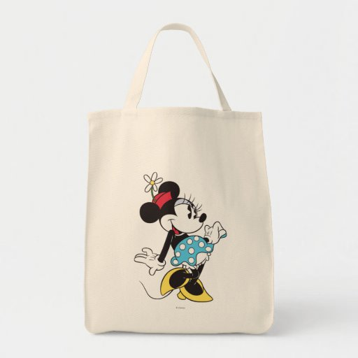 Classic Minnie Mouse 3 Tote Bag