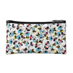 Classic Minnie Mouse 4 2 Cosmetic Bag