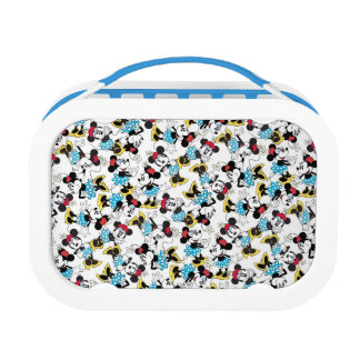 Classic Minnie Mouse 4 2 Yubo Lunch Box