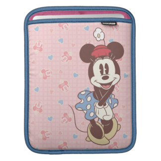 Classic Minnie Mouse 7 iPad Sleeve