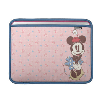 Classic Minnie Mouse 7 MacBook Sleeve